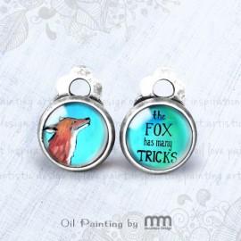 TRICKY FOX klipsy