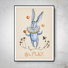 RABBIT Plakat