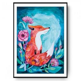 FOX ilustracja