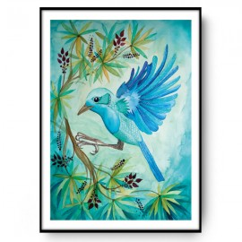JUNGLE BIRD Plakat
