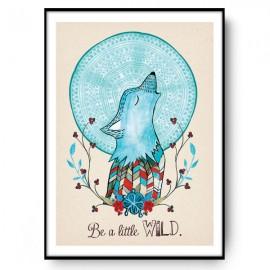 WOLF ilustracja