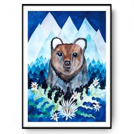BEAR ilustracja
