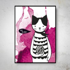 KITTY Plakat